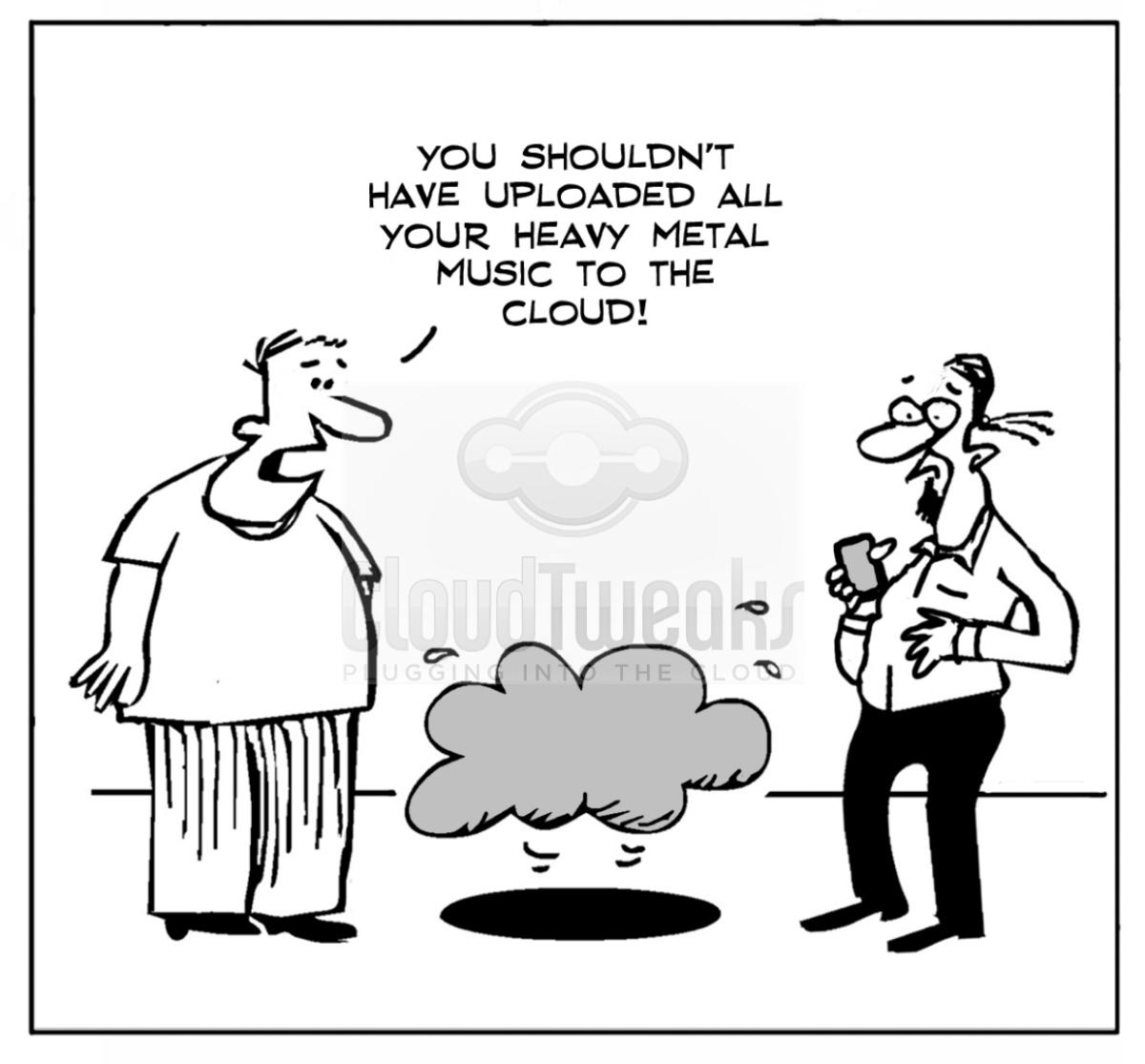 cloudtweaks-comic-music